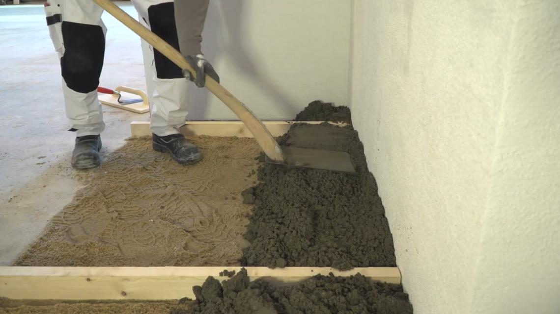 Videoguide til udlægning af betonlag